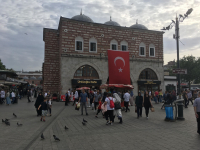 A-ISTANBUL - MISA U DIJELU GRADA TAKSIM (4)