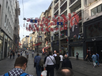 A-ISTANBUL - MISA U DIJELU GRADA TAKSIM (8)