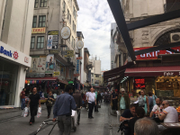 A-ISTANBUL - MISA U DIJELU GRADA TAKSIM (11)