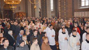 Svetkovina Uskrsa u đakovačkoj prvostolnici