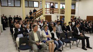 Susret roditelja i primanje bogoslova među kandidate za svete redove