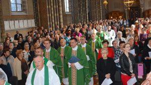 Misnim slavljem u đakovačkoj katedrali završilo hodočašće Krčke biskupije