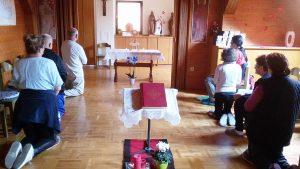 Seminar posta, molitve i šutnje