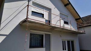 Projekt obnove fasade za obitelj s bolesnim djetetom