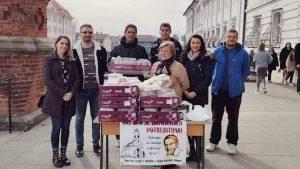 Humanitarna prodaja krafni