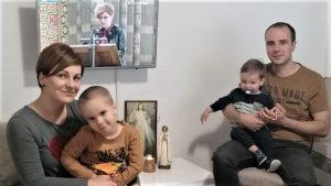 """Kućna Crkva obitelji Blažević: """"Ostavimo neuništivu i neprolaznu baštinu svojoj djeci – Kristovo svjetlo"""""""
