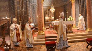 Svetkovina Uskrsa u đakovačkoj katedrali