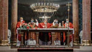 Svetkovina Duhova i podjela sakramenta potvrde u đakovačkoj prvostolnici