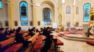 Nedjelja Pedesetnice u Samostanu u Đakovu