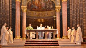 Svetom misom proslavljen zaštitnik Đakovačko-osječke nadbiskupije – sv. Ilija, prorok
